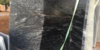 Indigo Soapstone Leathered half wet